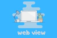 membuat aplikasi web view
