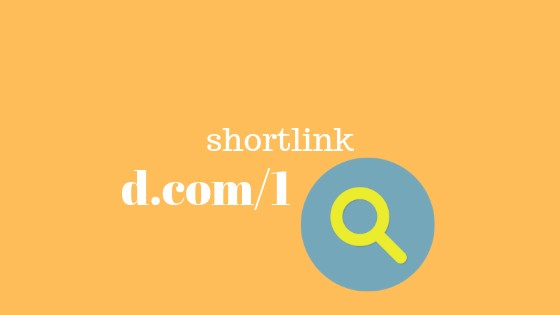 pengertian shorten url